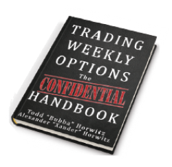 Bubba Horwitz's Ultimate Weekly Trading Course